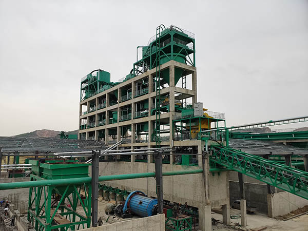 Beneficiation Plant Design8