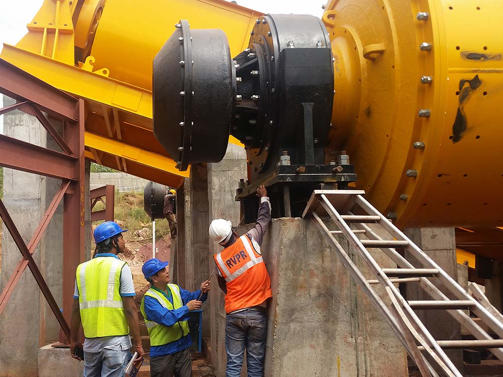 MQY Overflow Type Ball Mill3