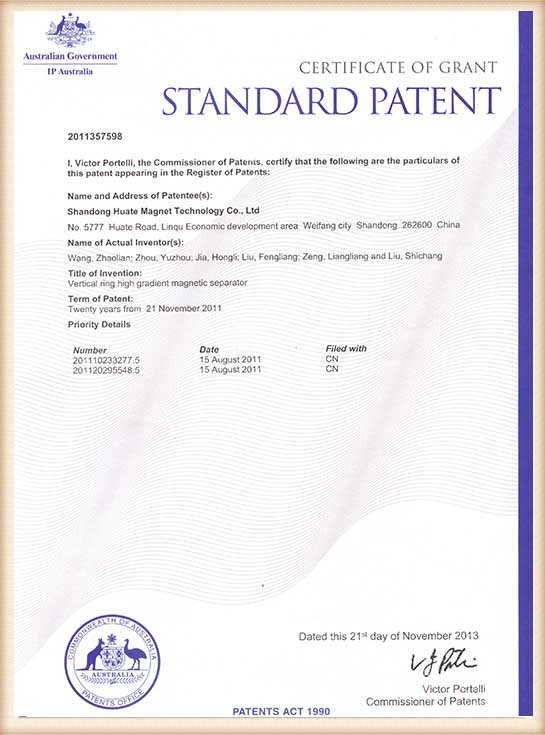 Patents-Australia