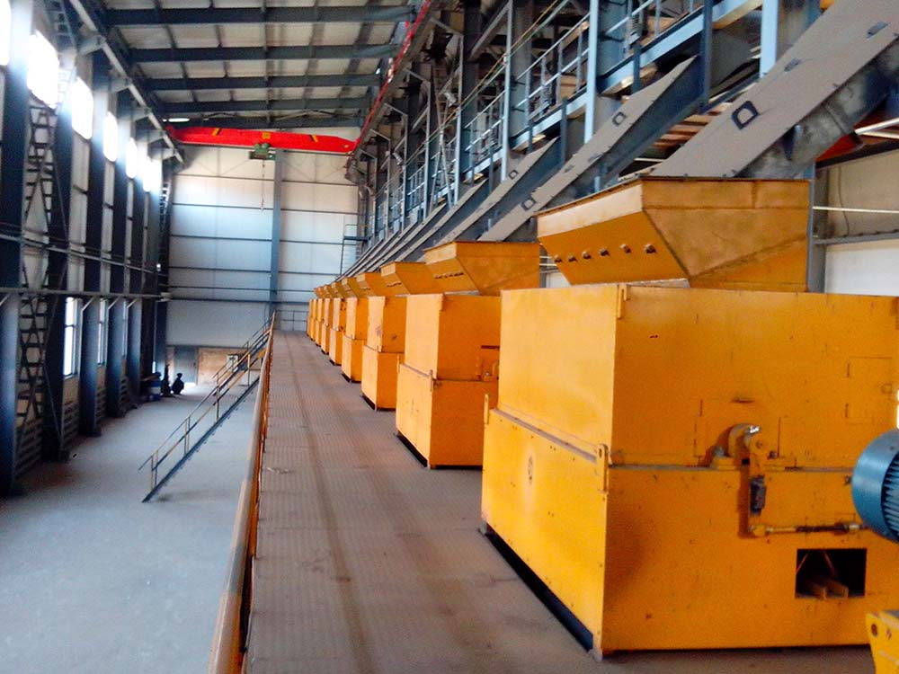 Series CTF Powder Ore Dry Magnetic Separator5
