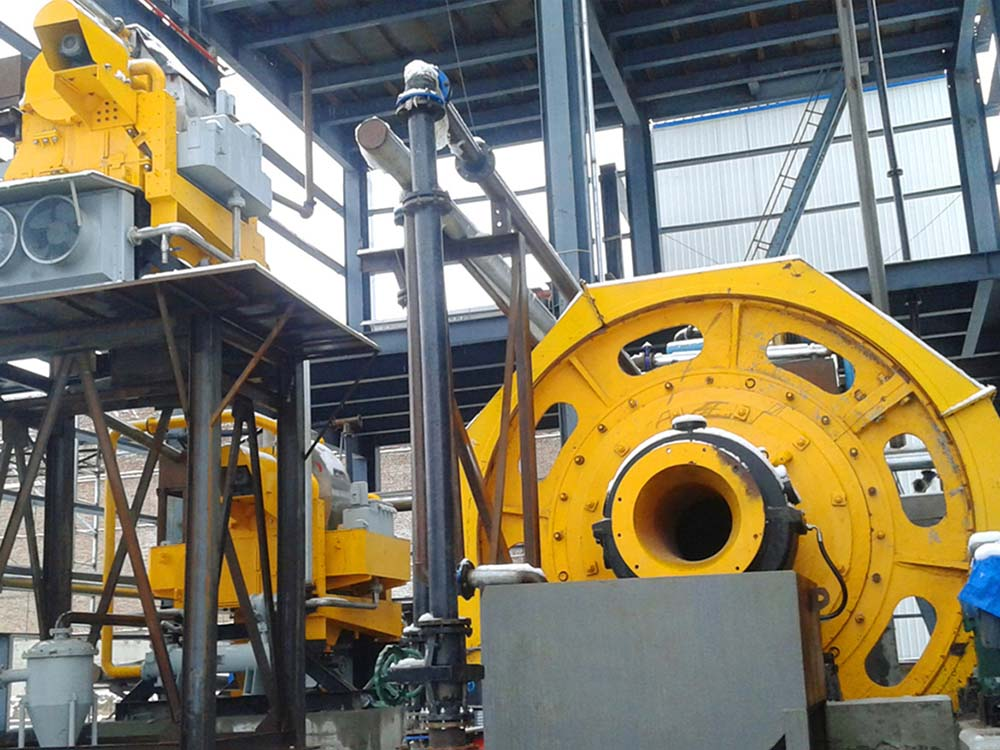 MQY Overflow Type Ball Mill1