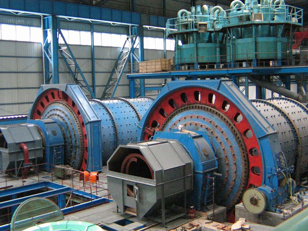 MQY Overflow Type Ball Mill6