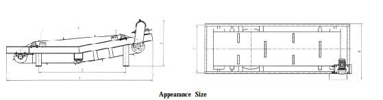 Series HTK Iron Separator for Magnetic Mine1